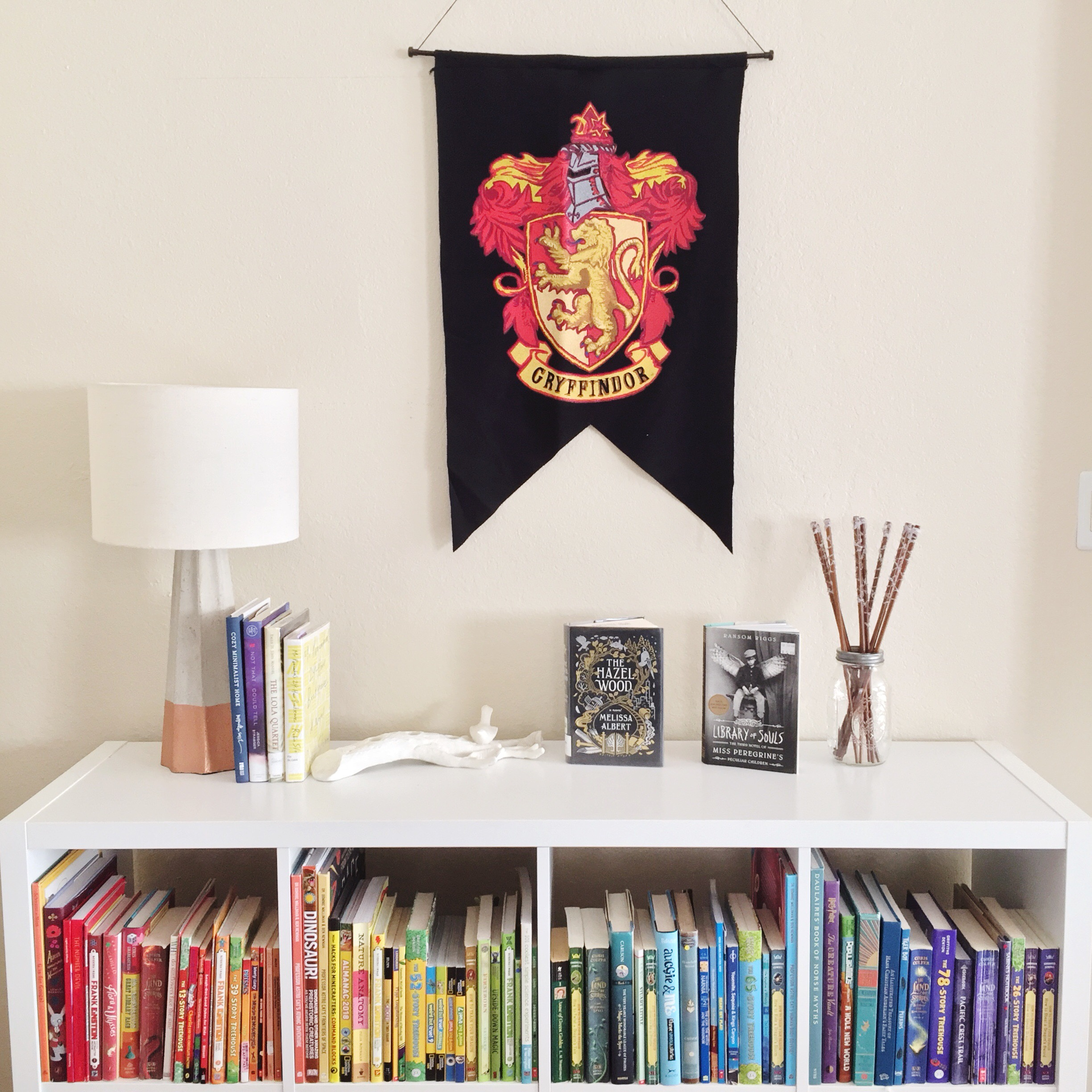 October Quick Lit and Harry Potter Party