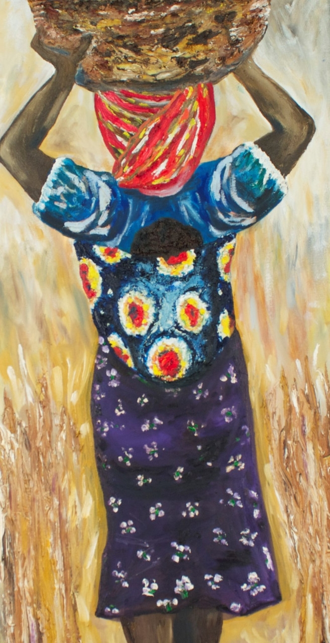 Tchadien Woman