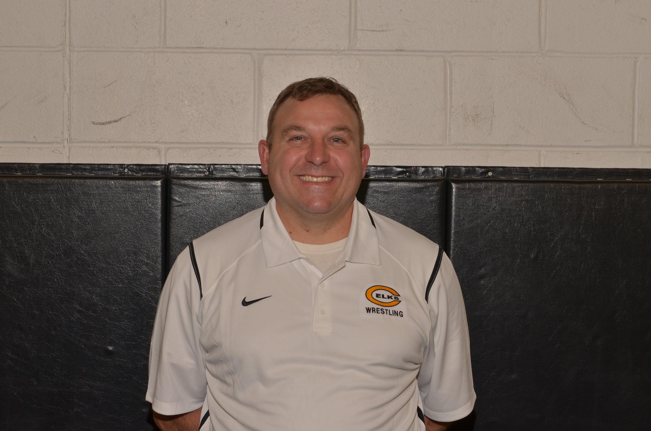- Coach Stephen Taylor - Assistant Coach -