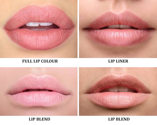 Pucker up that pout! Contour your lips naturally, just lipliners, or Lip Blush permanent makeup to enhance your pout, giving your lips colour and shape.