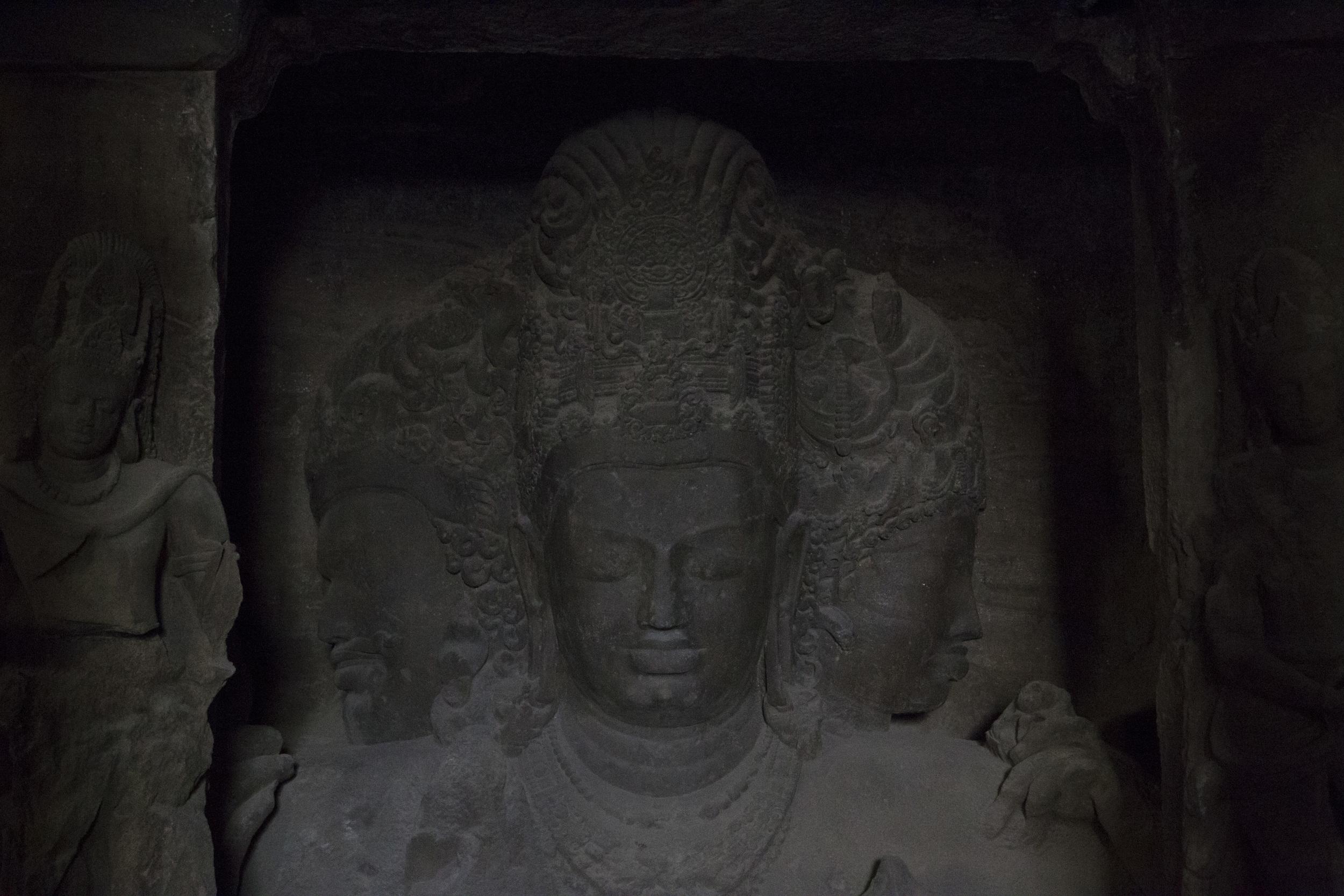 Elephanta Caves, Mumbai, India
