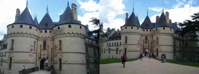Chaumont-Castle