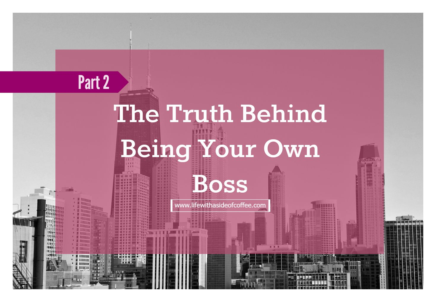 being your own boss 2