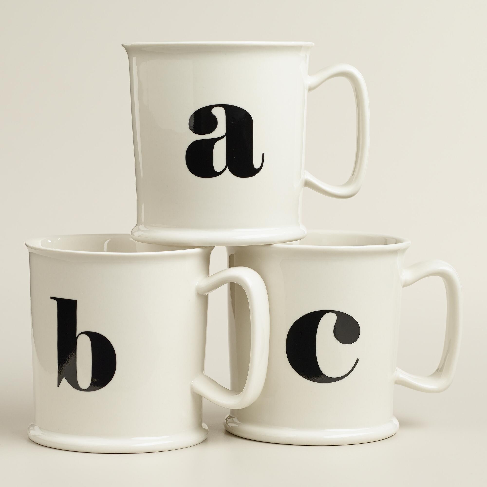 Monography Porcelain Mugs - World Market.jpg