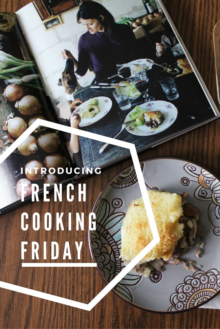 New French Cuisine Recipe Blog
