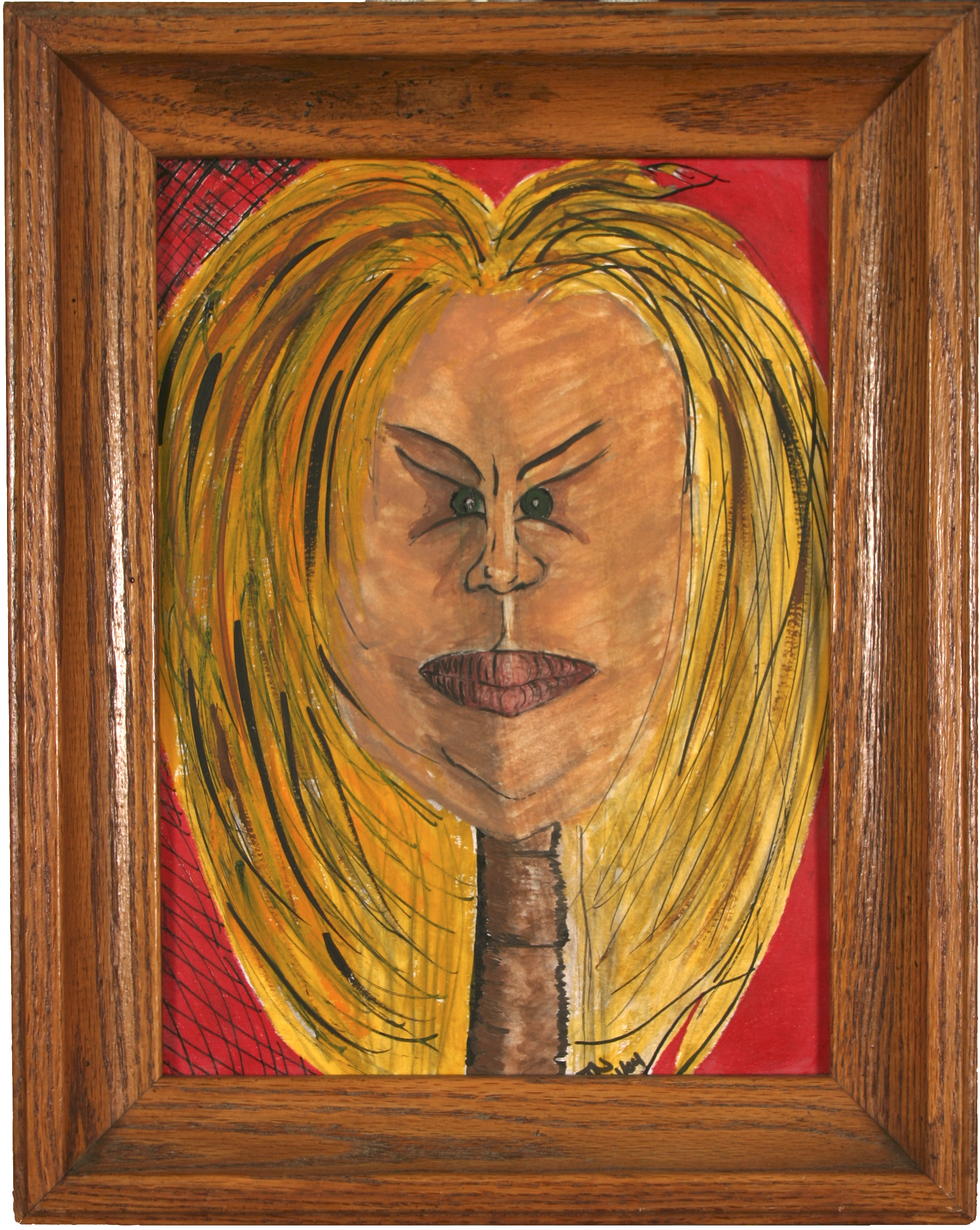Hollywood Lips c/o The Museum of Bad Art