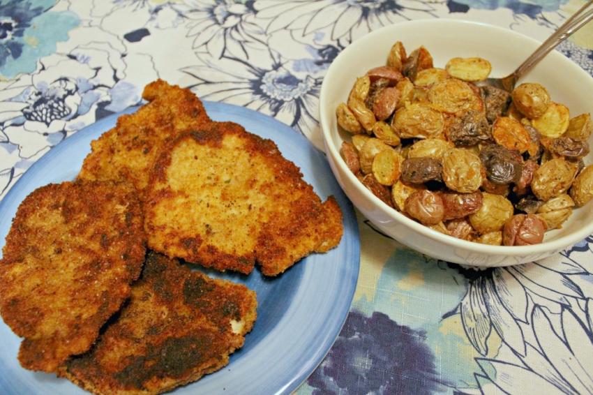 Pork Schnitzel with Parm Herb Potatoes 1.0.jpg