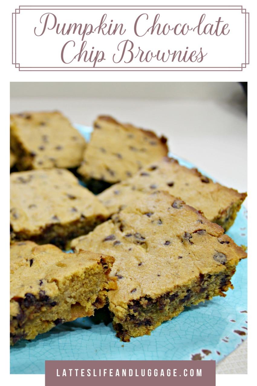 Pumpkin Recipes - Pumpkin Brownies 850.jpg