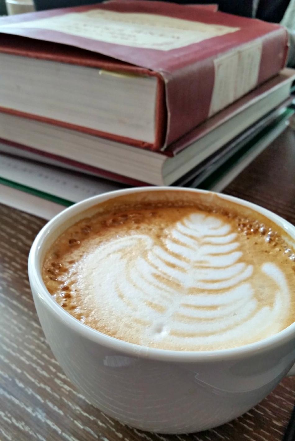 Cappuccino at Two Zero Three