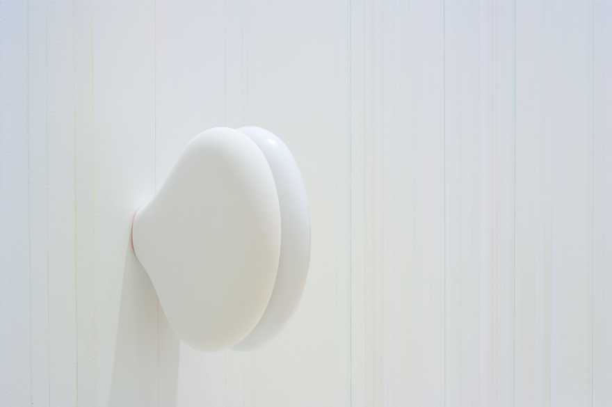 Untitled detail, 2005   hydrostone, fiberglass