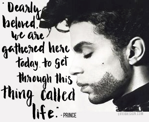 Prince and my favourite lyrics