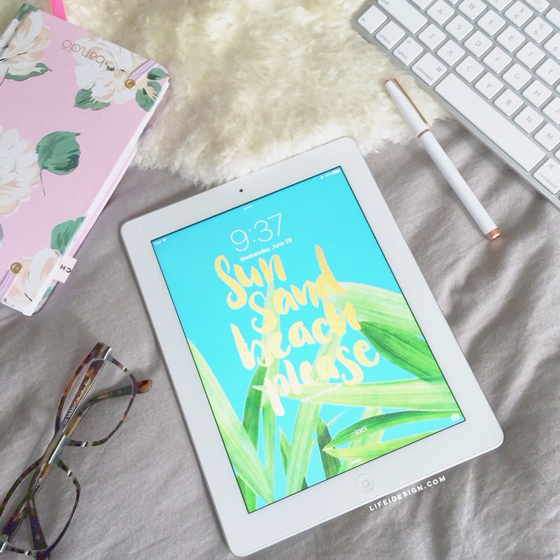 free iphone and desktop wallpaper download for july