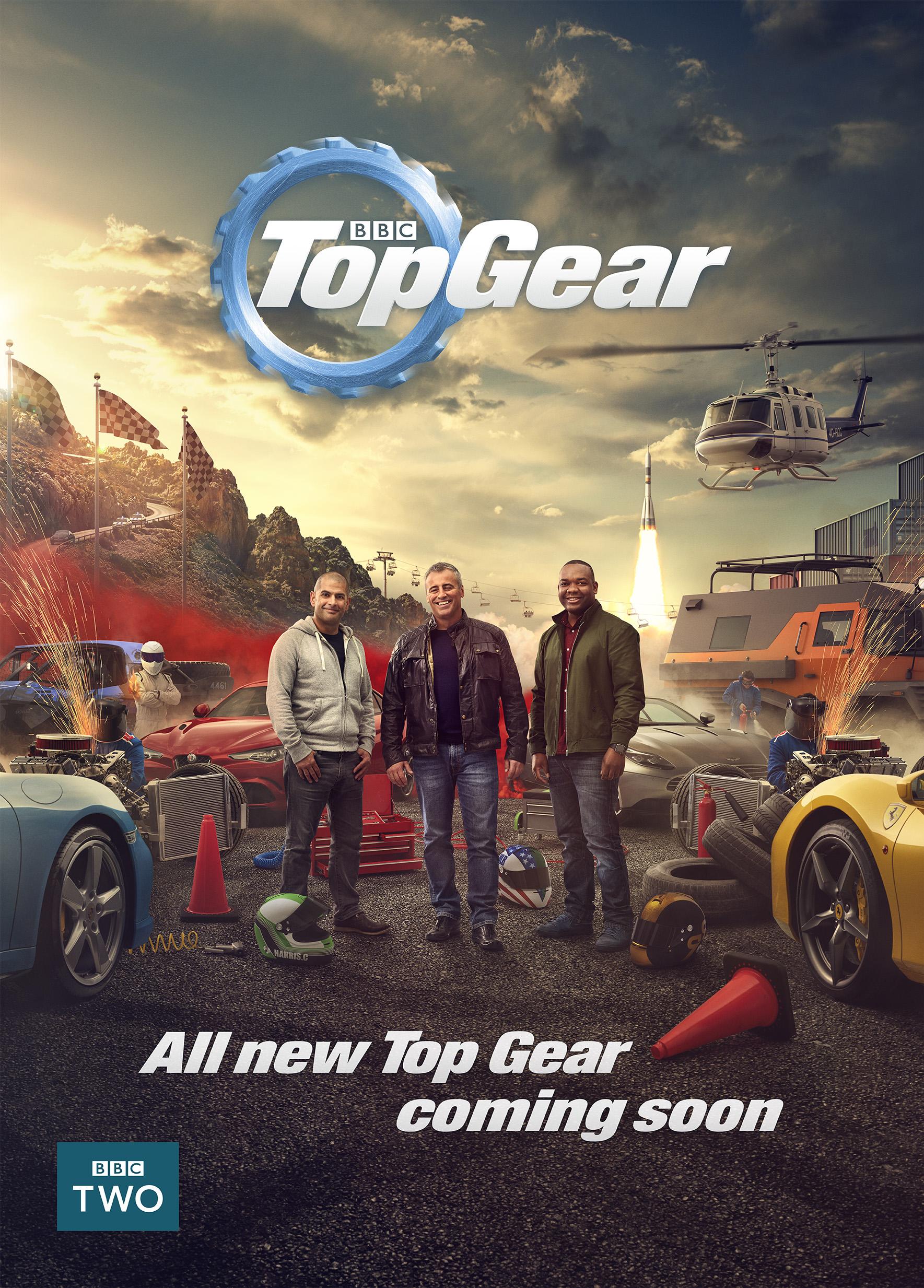 """TV Show """"TopGear"""""""