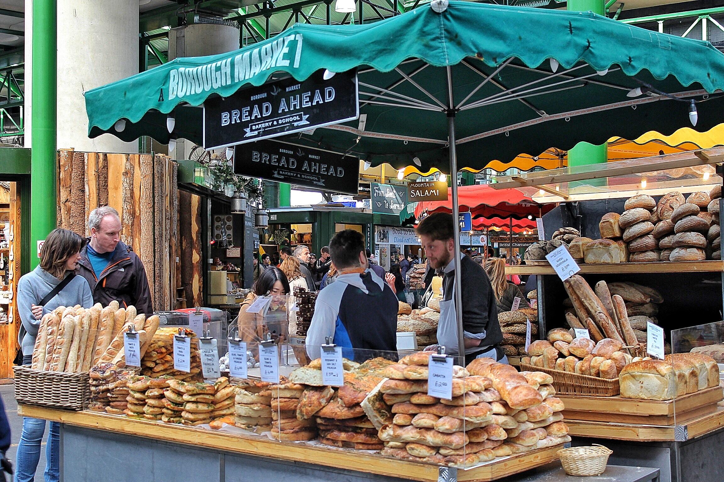 Bread Ahead Bakery & Bakery School