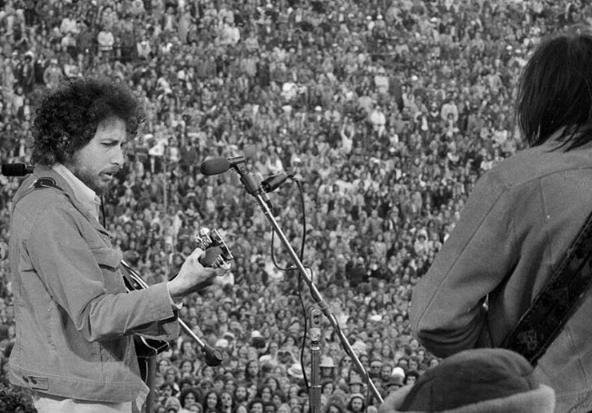 Bob Dylan San Francisco