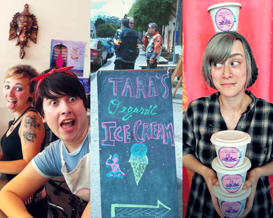 Tara's Organic Ice Cream