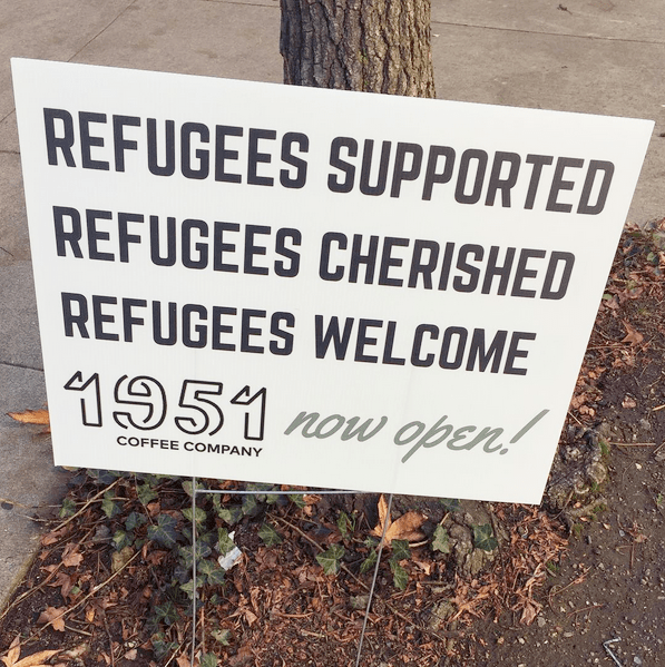 1951 Coffee Company Refugees Cherished.png