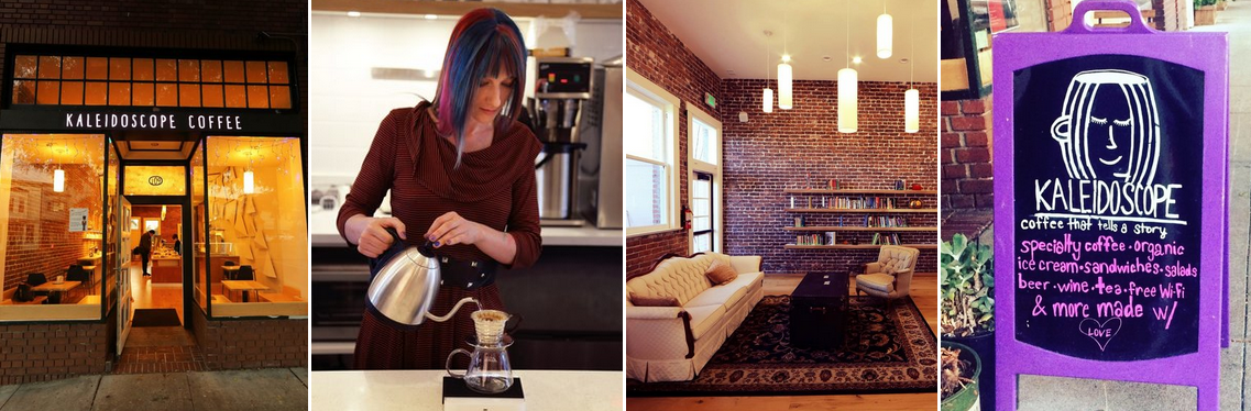 Kaleidoscope Coffee Point Richmond California