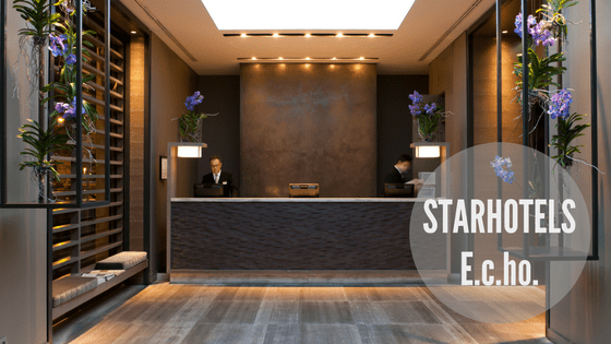 Starhotels E.c.ho. Milan - Milan, Italy