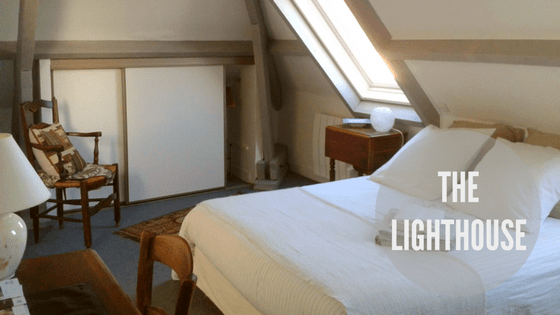 The Lighthouse B&B - Ouistreham, France