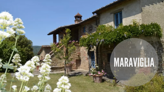 Maraviglia - Monte San Savino, Italy