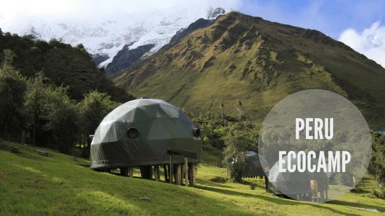 Peru EcoCamp - Cusco, Peru