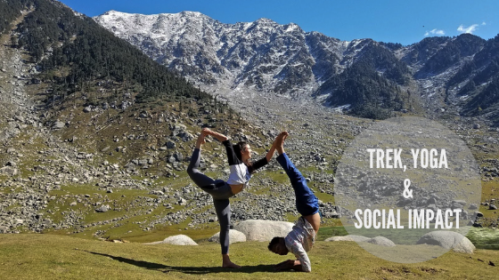 Trek, Yoga, and Social Impact Tours - India and Indonesia
