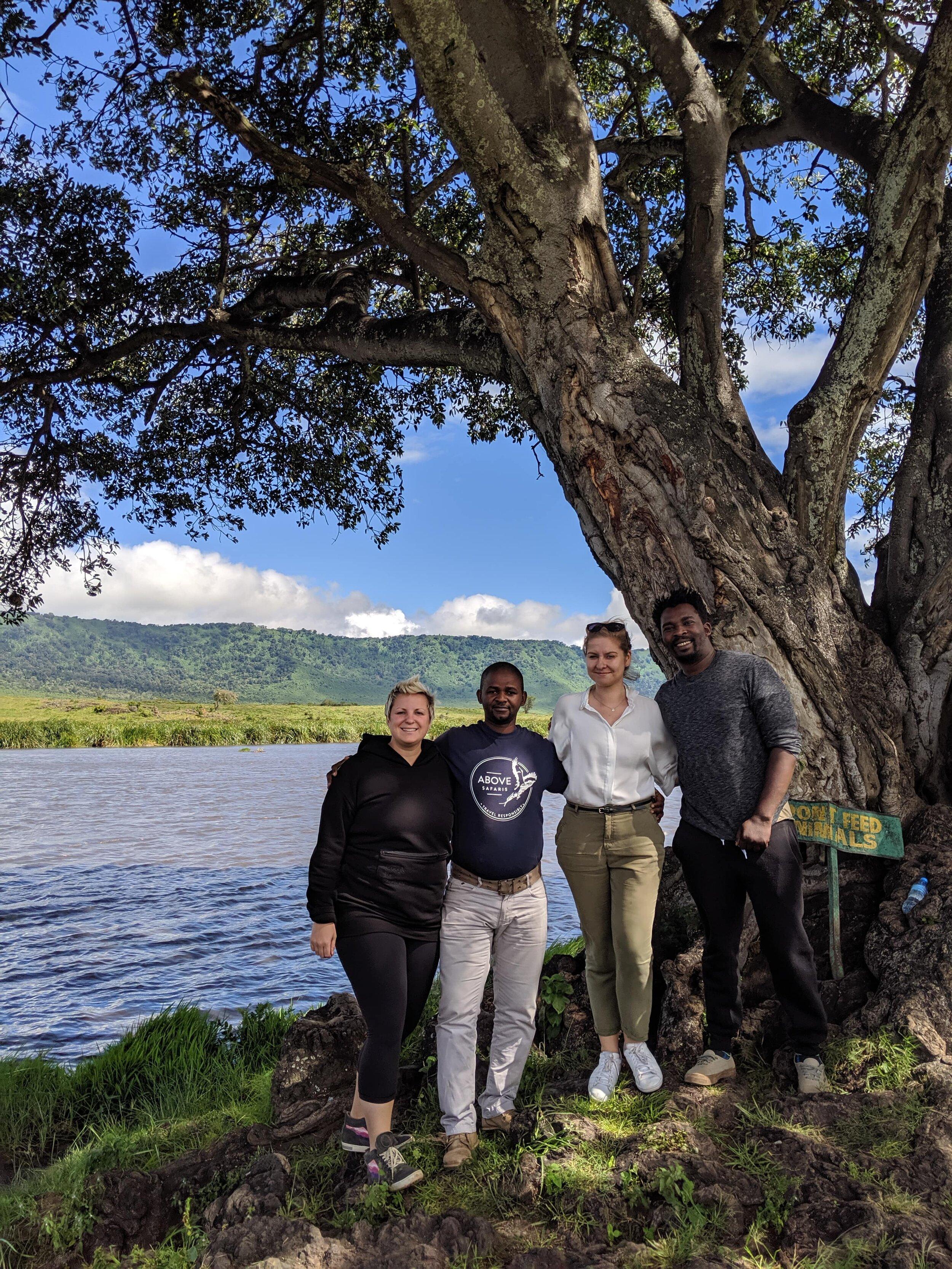 Photo Credit: Above Safaris/Molly Maldovan Photo