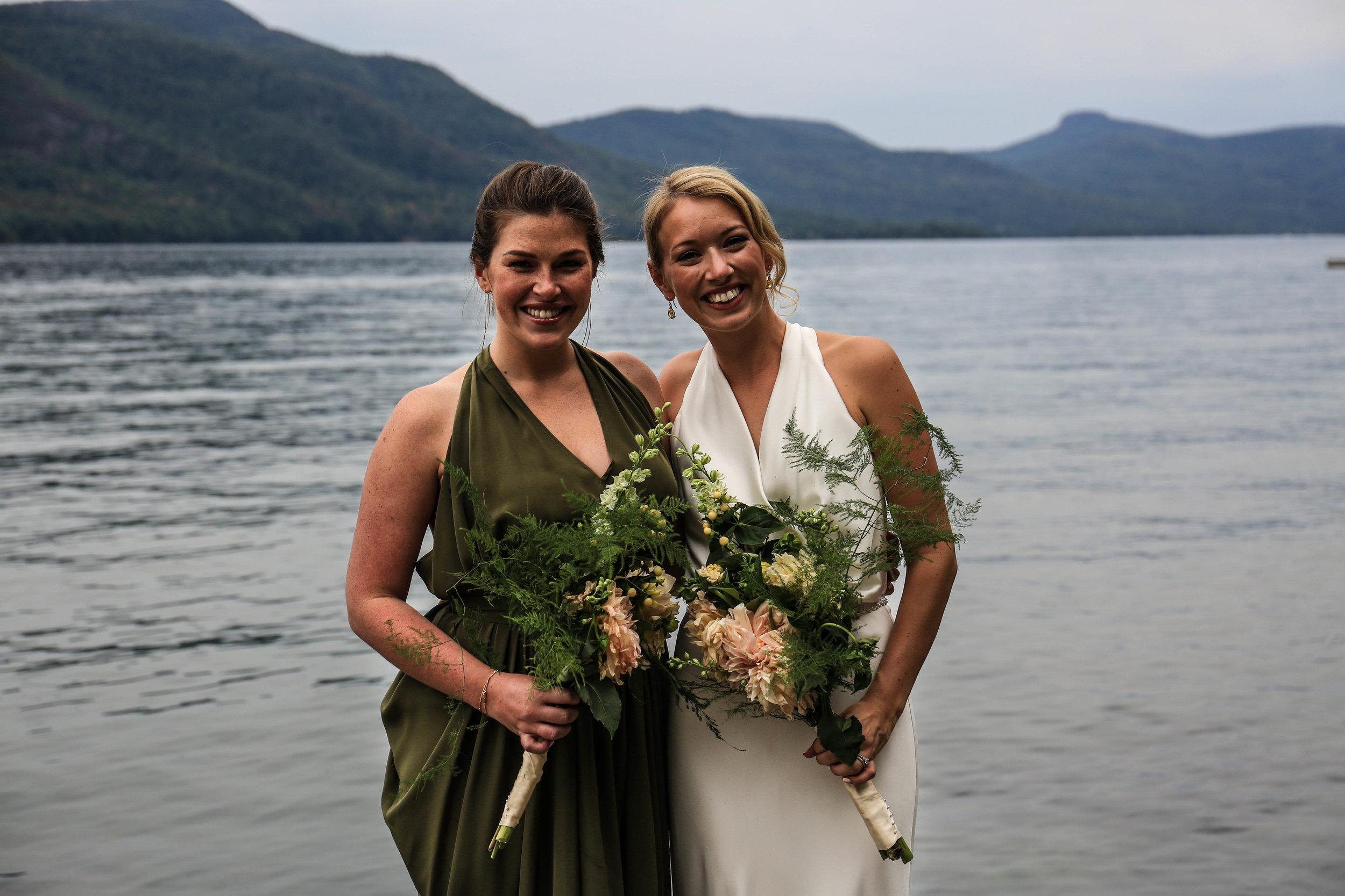 Ginn Wedding  Hague, Lake George, New York