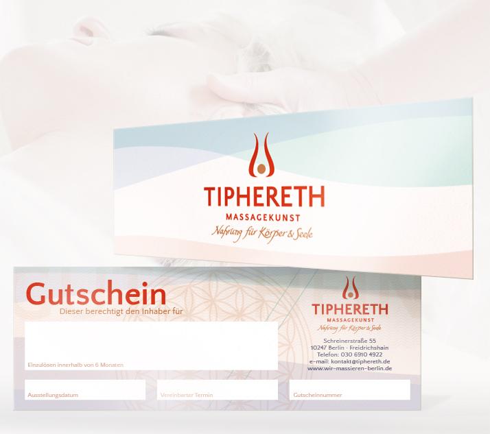 Tiphereth Gutschein