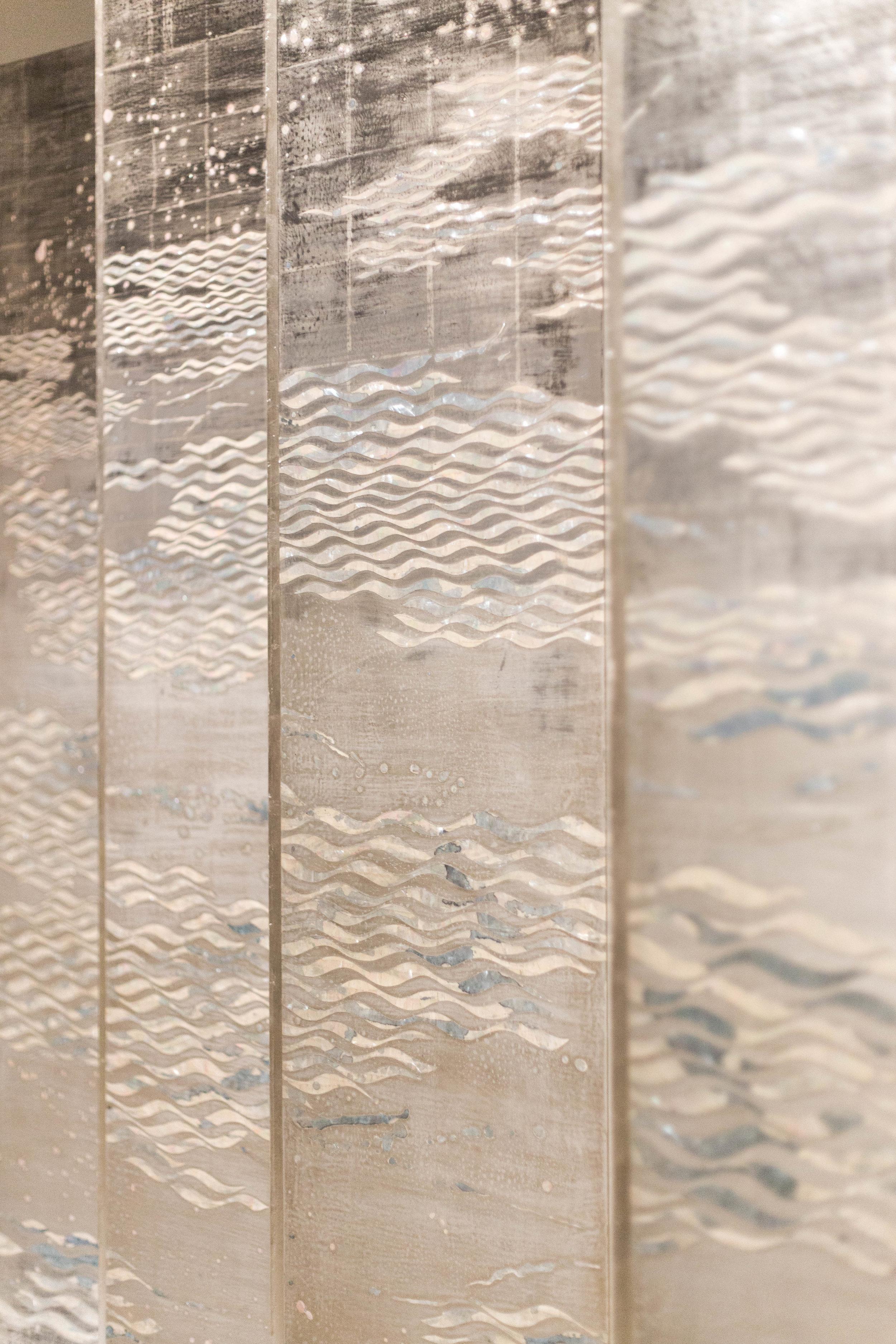 Silver Water Screen