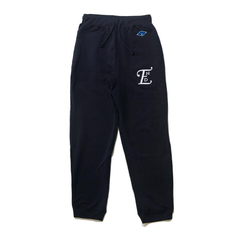 emblem sweater pants-navy001.jpg