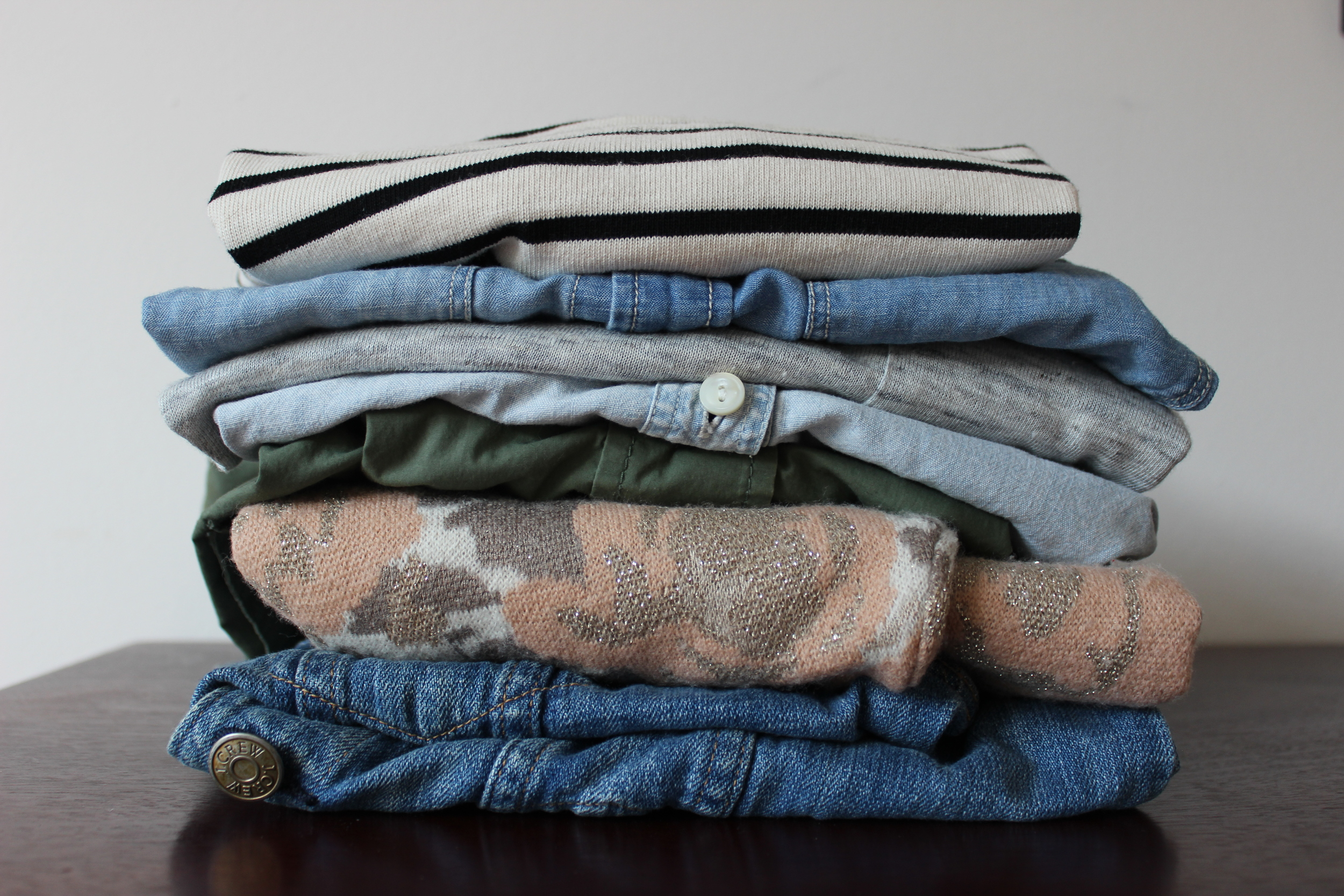 On letting go of clothing and buying secondhand | Litterless