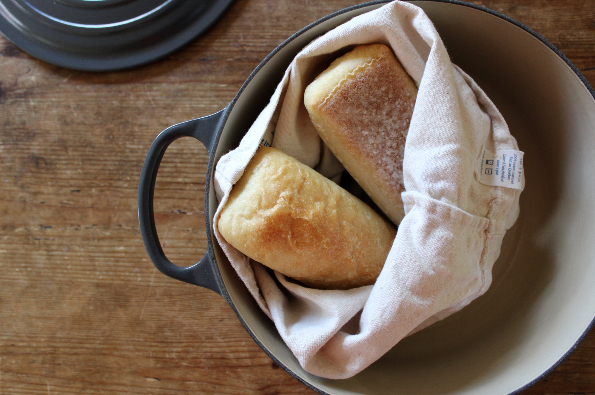 How to store bread without plastic for a zero waste kitchen | Litterless