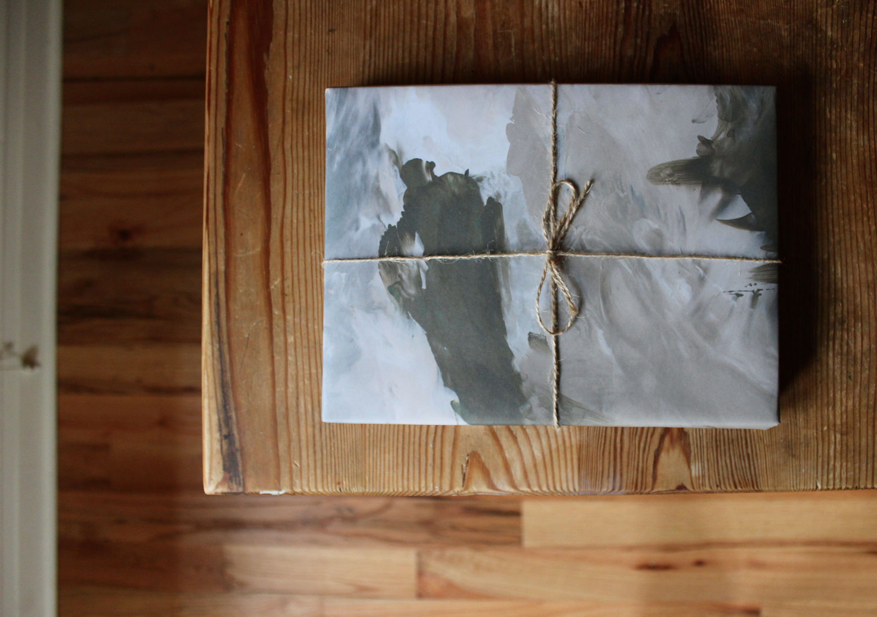 Zero waste gift wrapping using compostable, reusable materials | Litterless