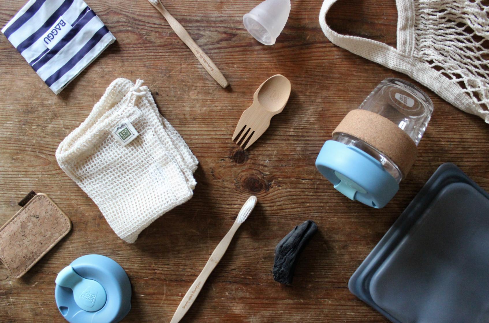 Essentials for going zero waste | Litterless