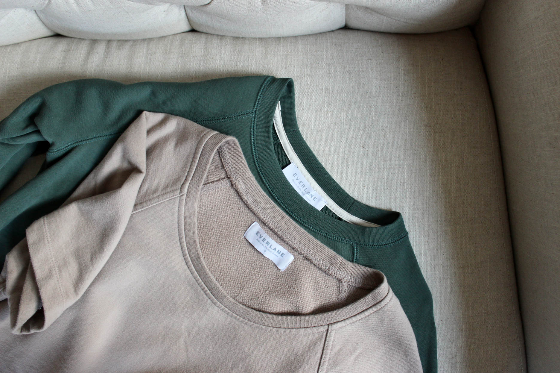 Ethical, sustainable sweatshirts | How to find secondhand sweatshirts | Litterless