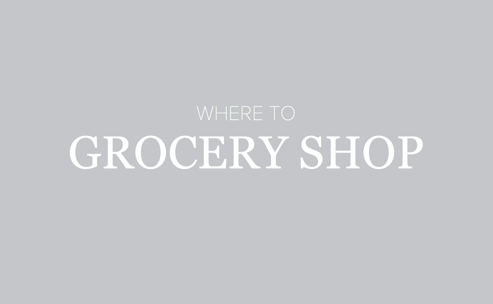 Where to shop for bulk, package-free, zero waste foods: a state-by-state grocery store guide to the United States and Canada | Litterless