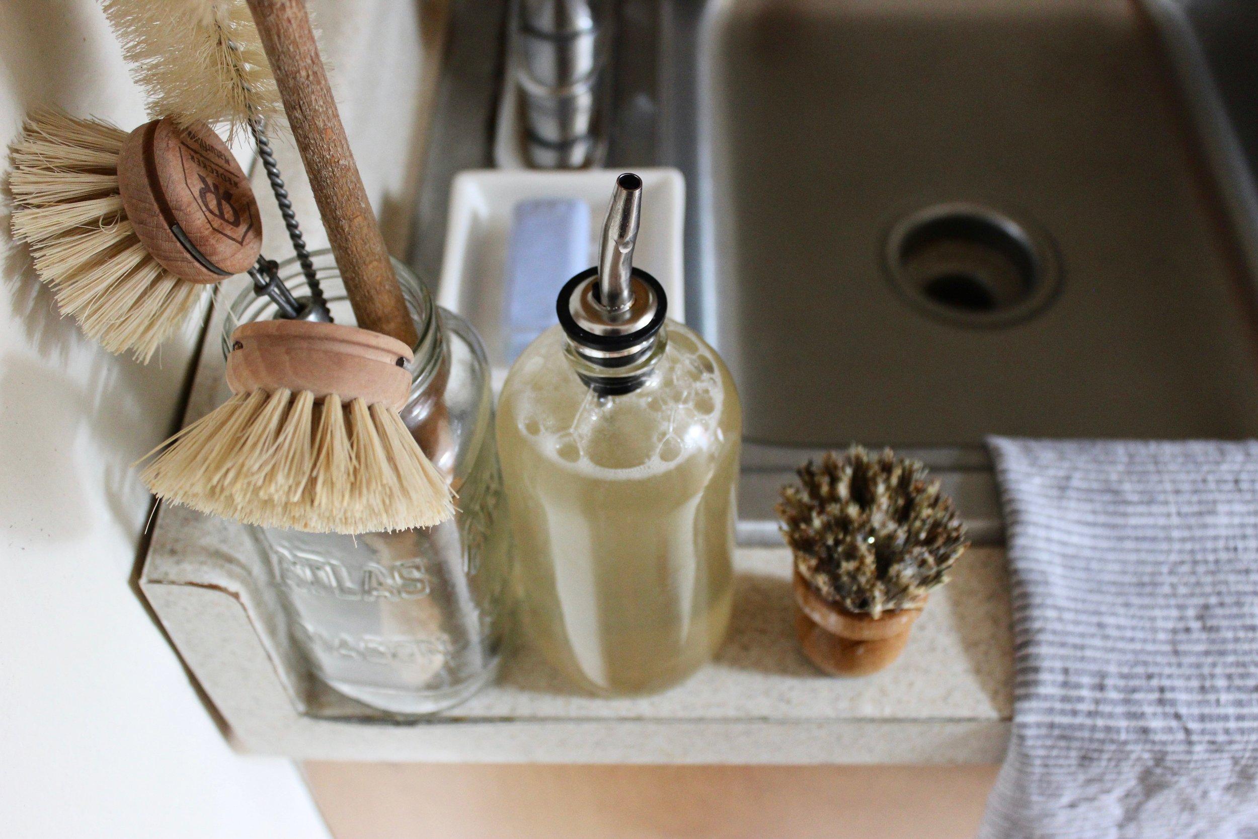 Zero waste dishwashing and dish soap | Litterless
