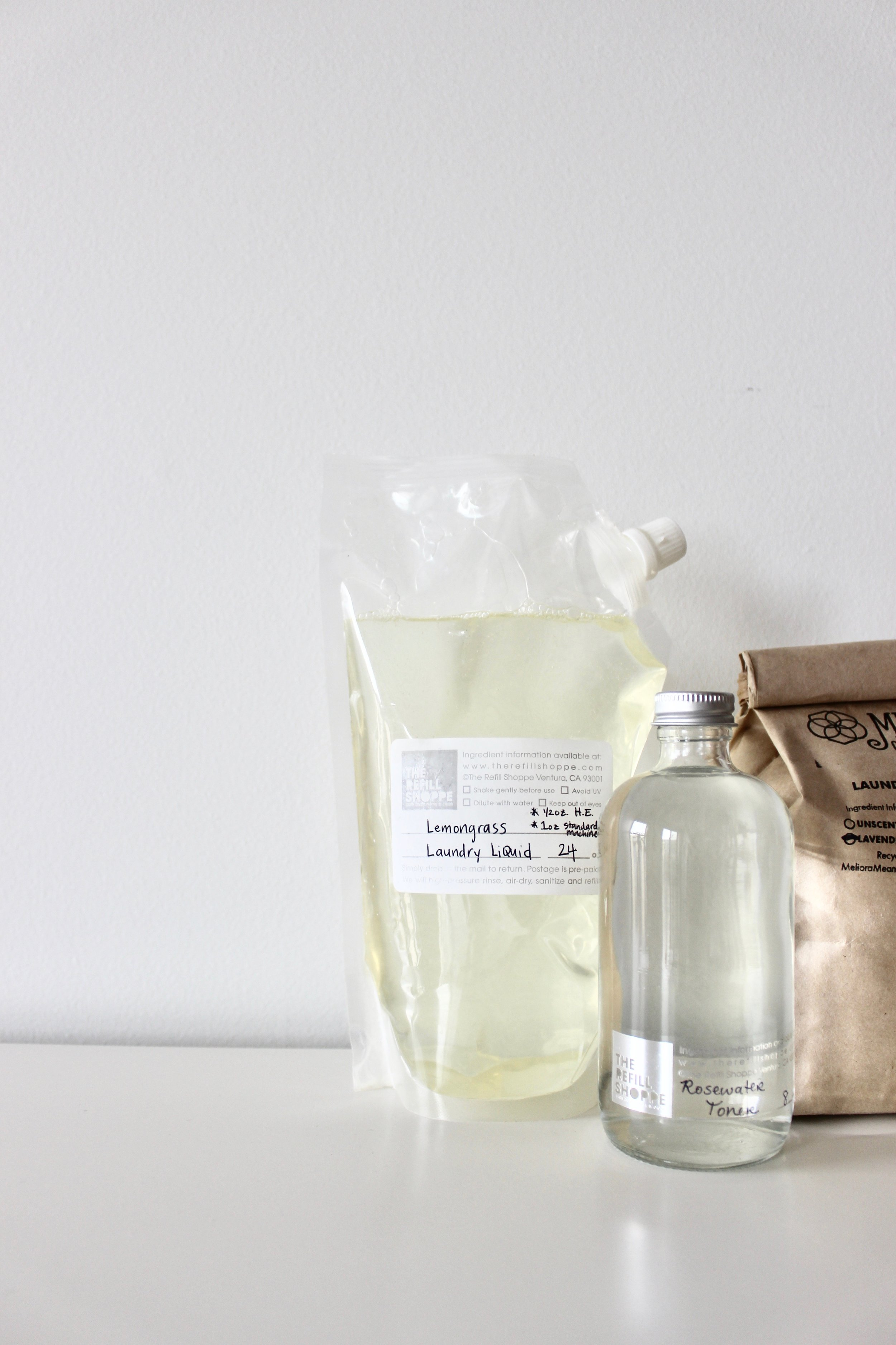 Online bulk directory for purchasing refillable, zero waste beauty and cleaning products | Litterless