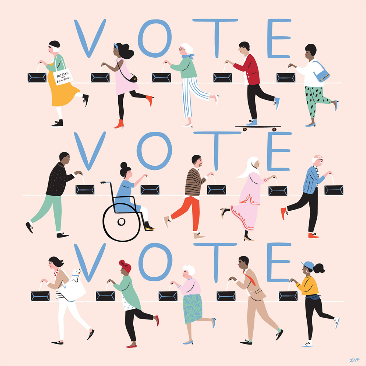 Midterms 2018 | Resources for Voting | Litterless