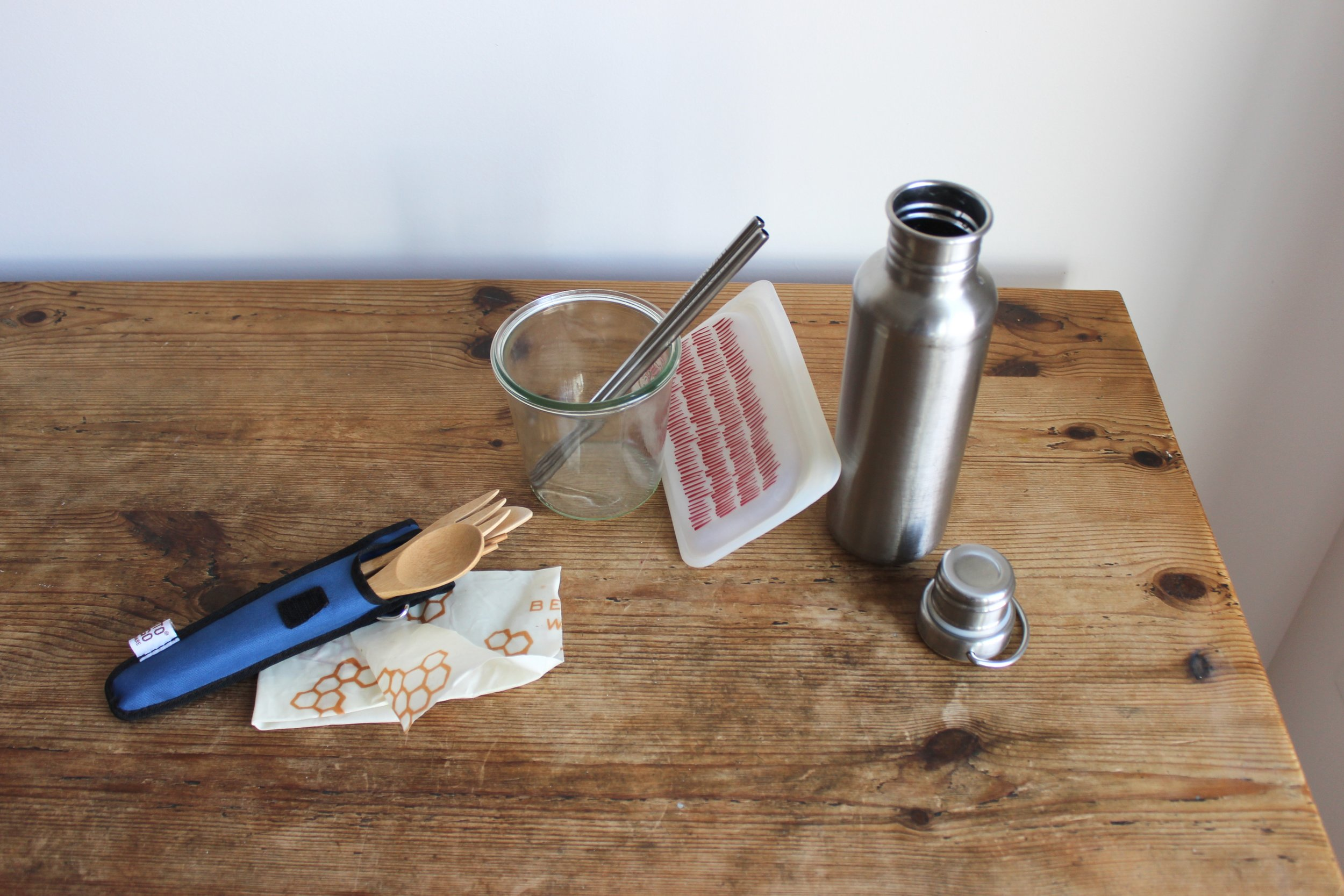 A sustainable starter kit with plastic-free, zero-waste essentials | Litterless