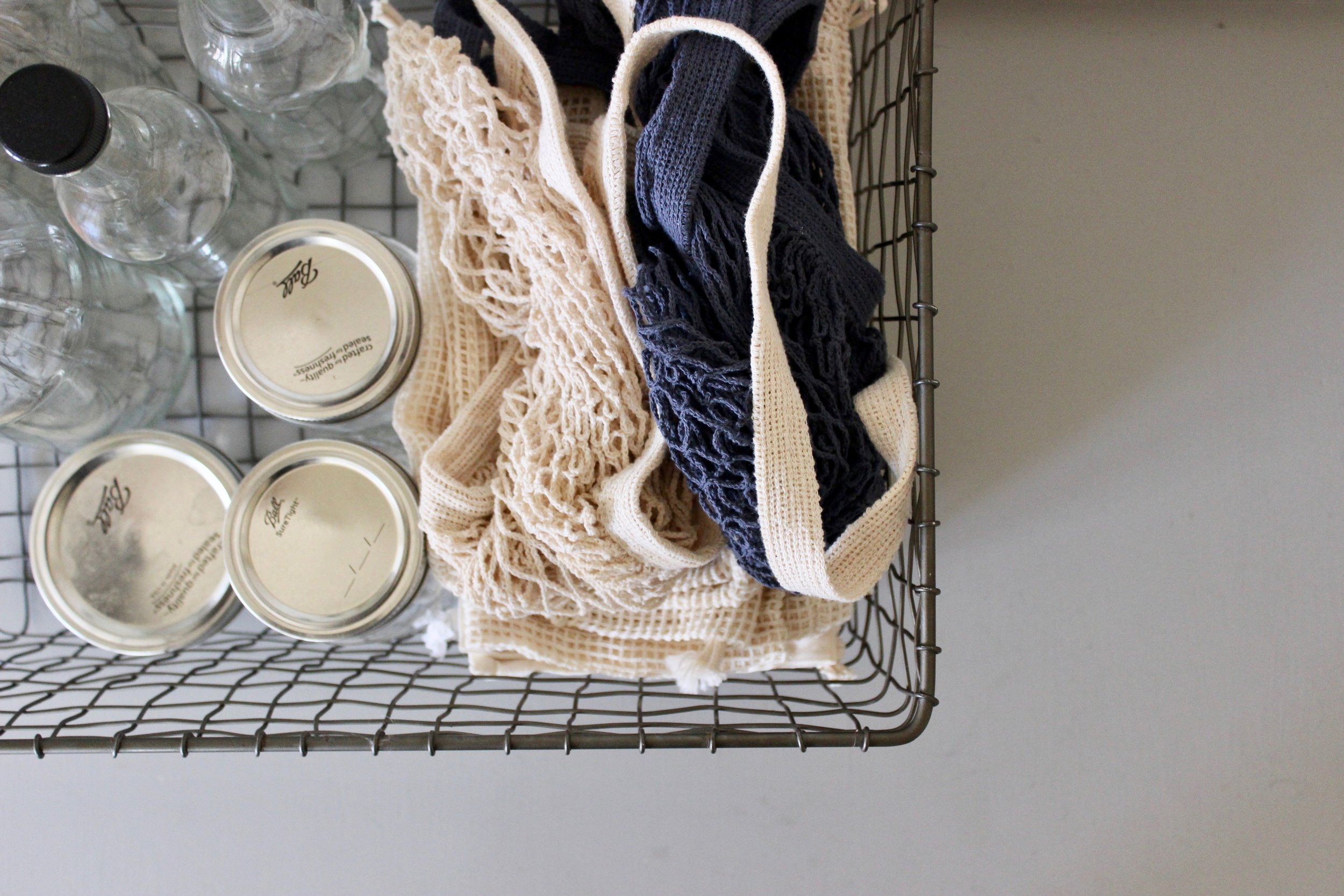 How to build a zero waste grocery kit | Litterless