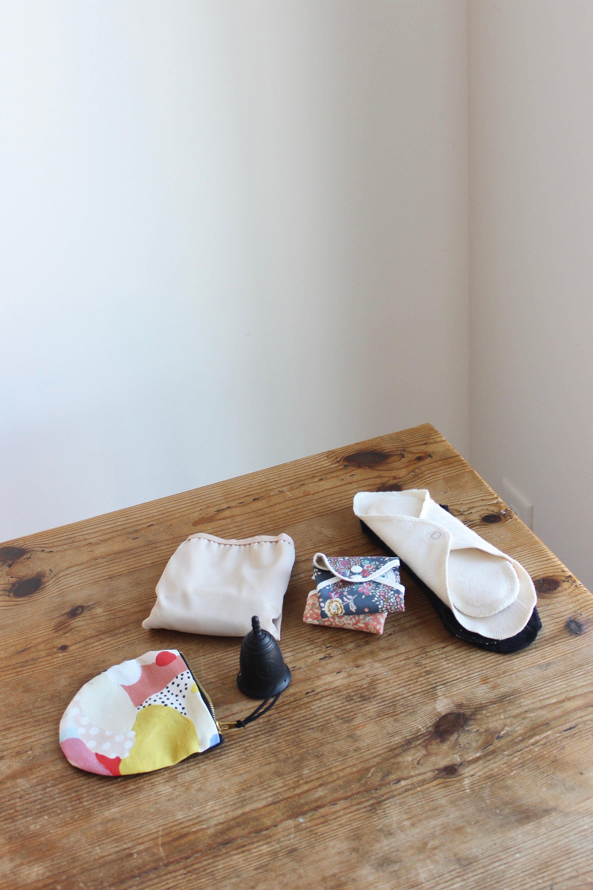 Zero waste period supplies | Litterless