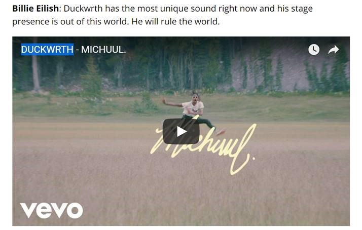 Billie Eilish on Duckwrth.jpg