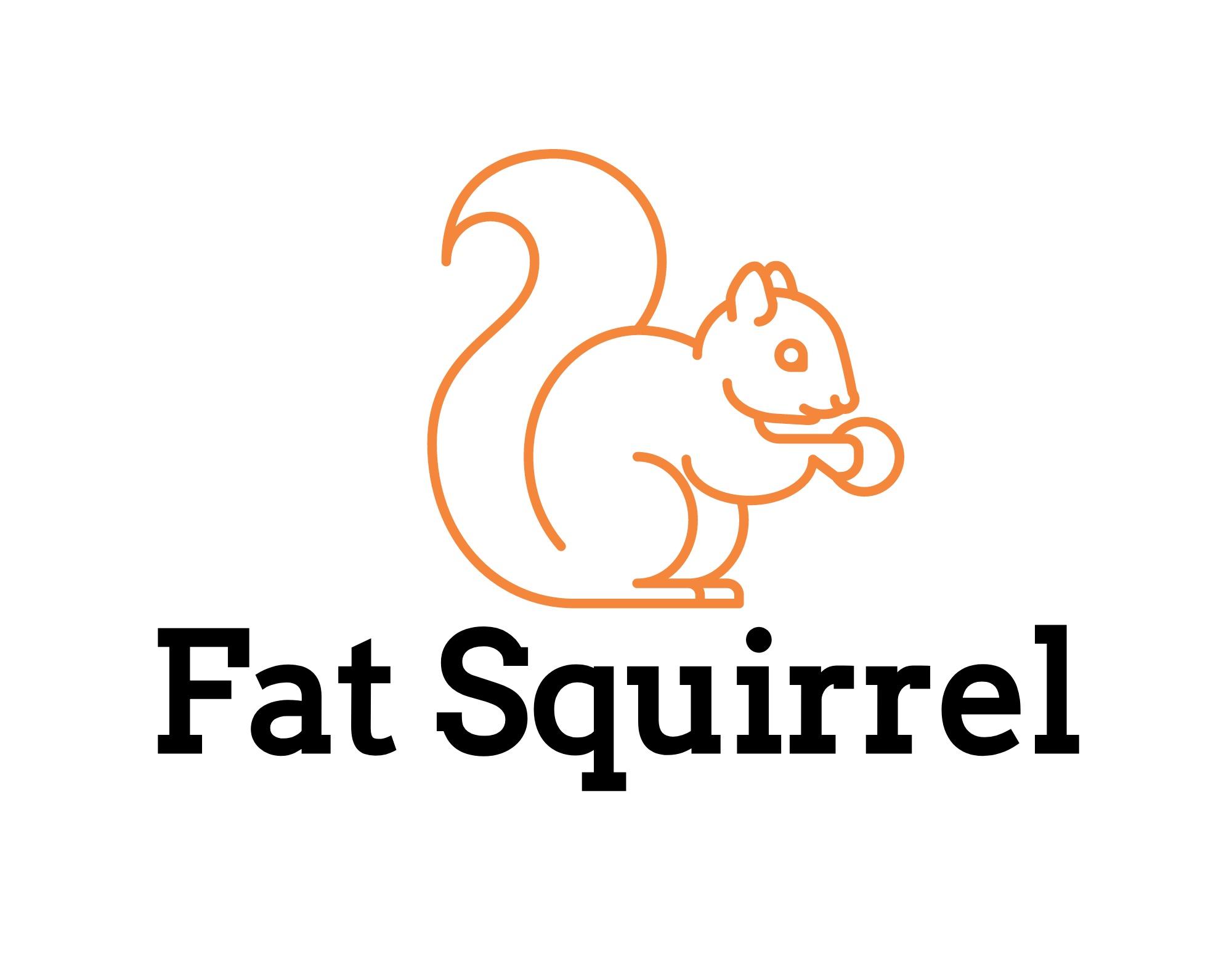 Fat Squirrel LLC Logo