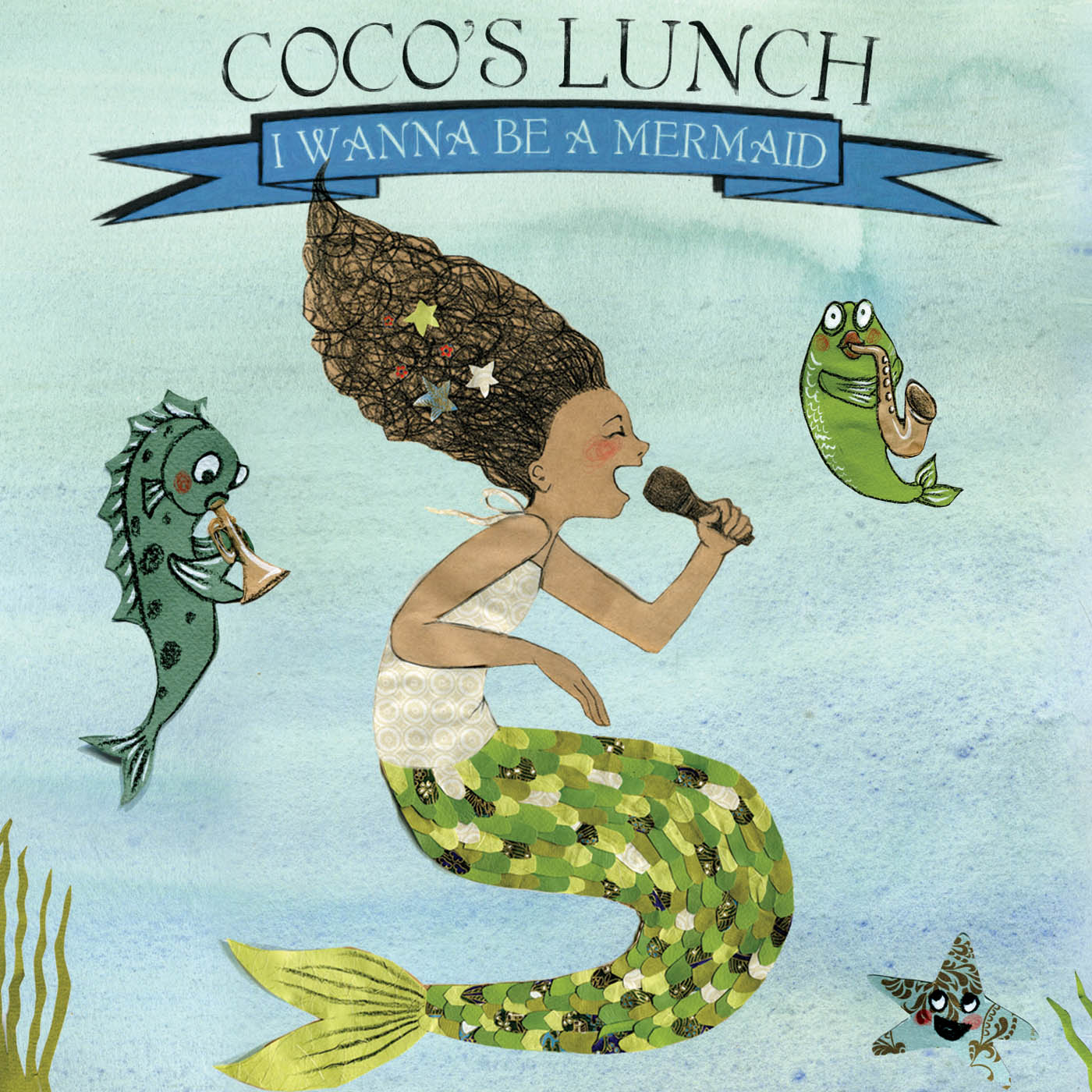 cocos lunch i wanna be a mermaid