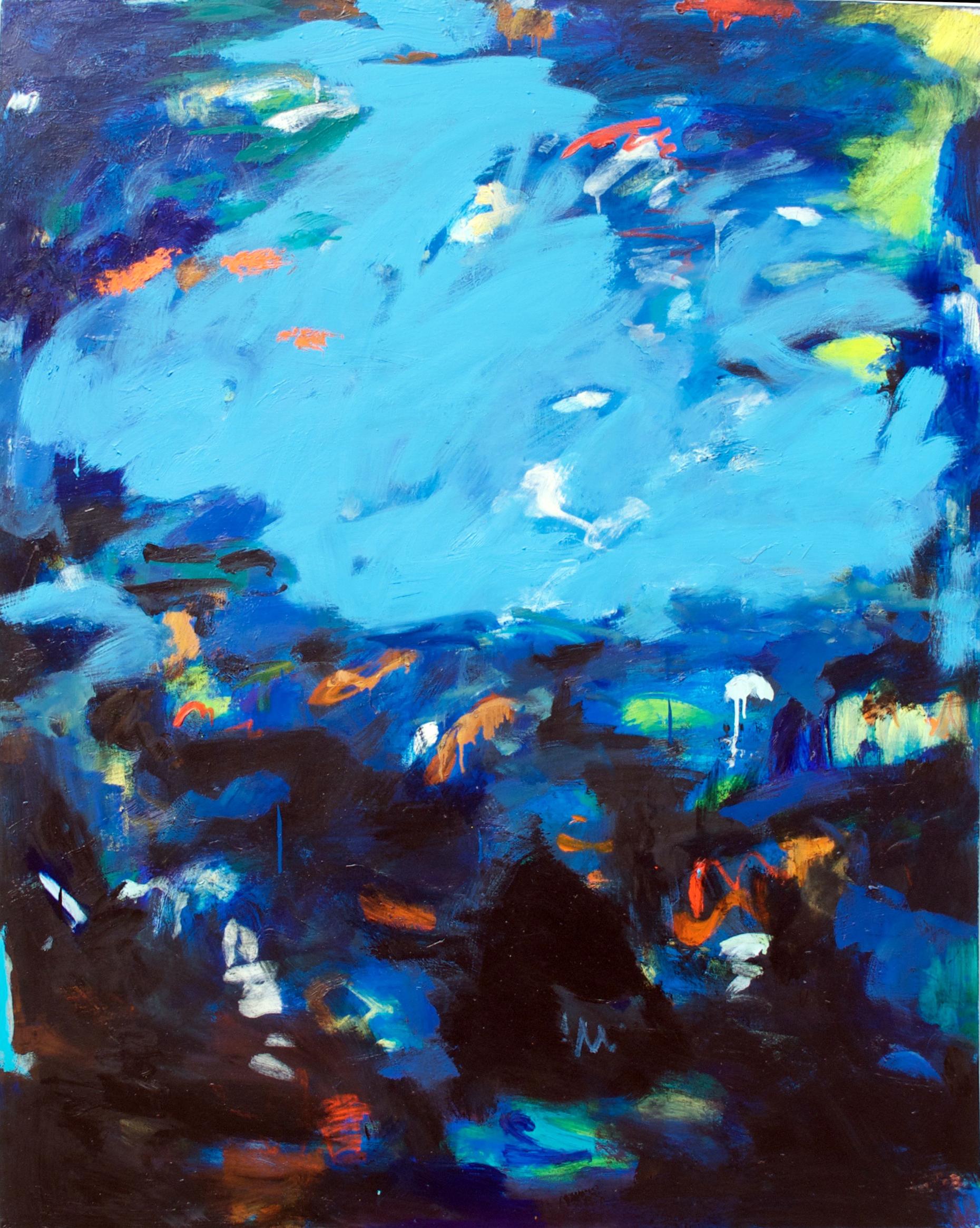 DIMINUENDO IN BLUE