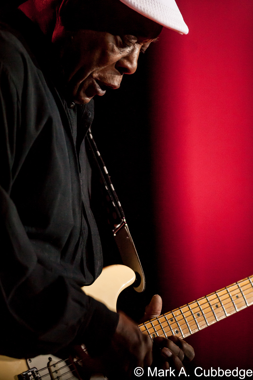 Blues legend Buddy Guy
