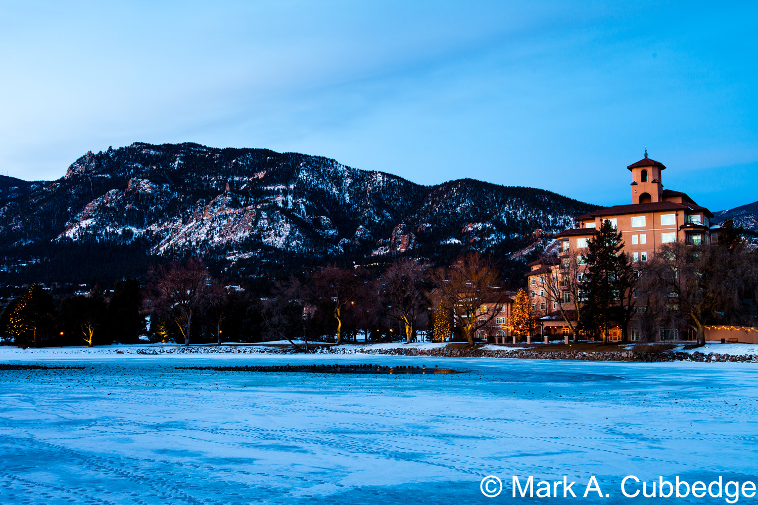 The Broadmoor, Colorado Springs